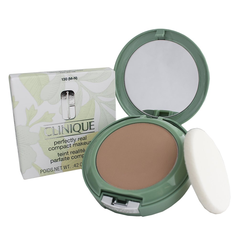 Clinique Perfectly Real Compact Makeup - 130 (M-N).42oz/12g