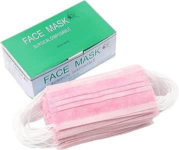 Fascigirl 50 PCS Máscara De La Boca Tapa De La Boca 3