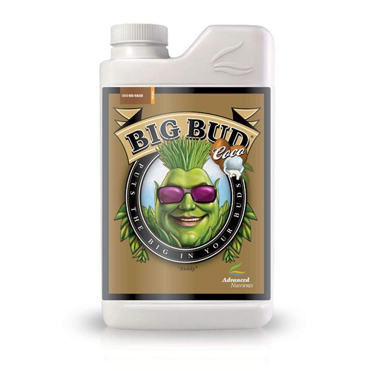 Advanced Nutrients Big Bud COCO Flower Bloom Booster Garden Fertilizer 1L