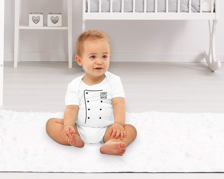 Baby Body Mini Chef Arzt Doktor Kostüm Karneval Fasching Moonworks®