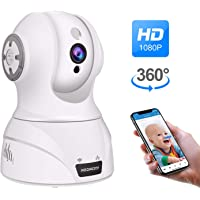 Mooncity 1080P WiFi Wireless Security Camera