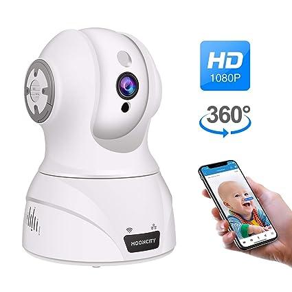 Buy Wireless Security Camera, 1080P WiFi IP Home