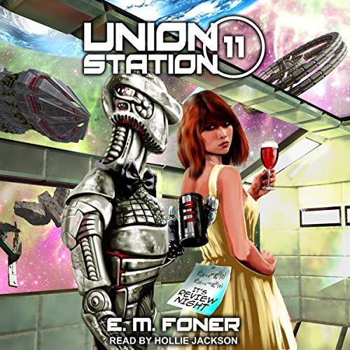 Review Night on Union Station: EarthCent Ambassador Series, Book 11