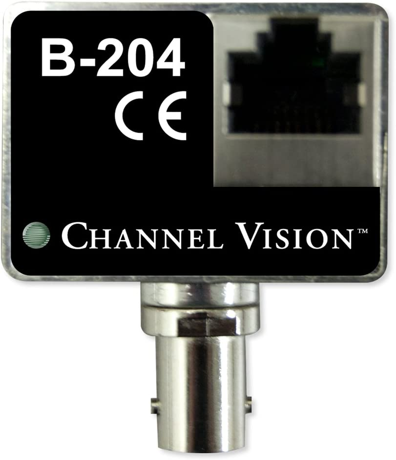 Channel Vision IP Camera Balun Converters