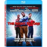 Night Before, The - Blu-ray