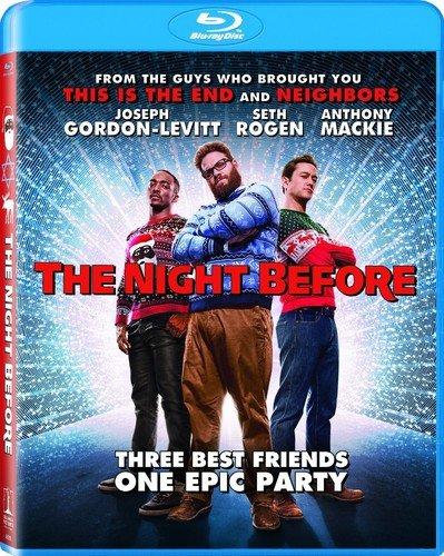 The Night Before [Blu-ray]