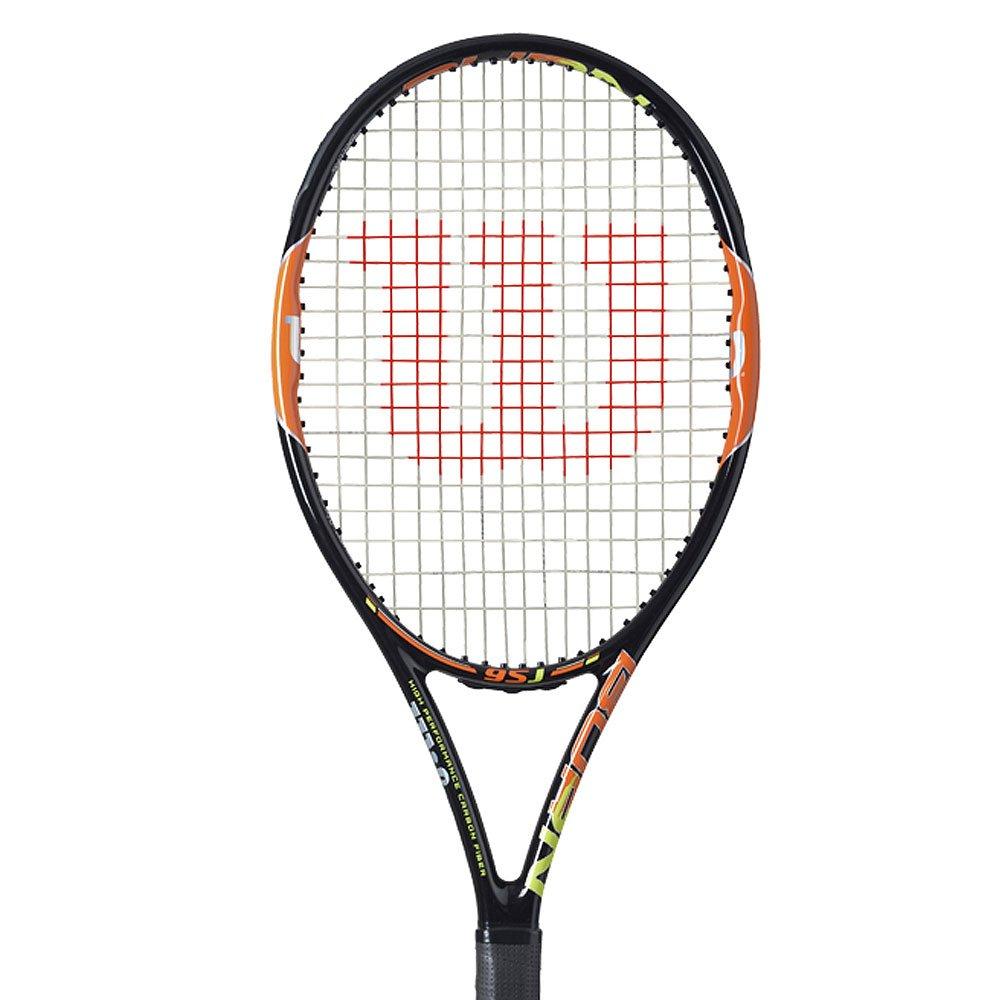 ウイルソン(Wilson) バーン95J+ミクロスーパー WRT72712 WRT72712 BURN BURN 95J 硬式テニスラケット 2016年2月発売 B01BV3FHM0 G2-細めのグリップ B01BV3FHM0, 大刀洗町:af345dc0 --- cgt-tbc.fr