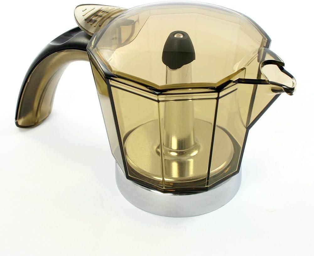 Jarra Para Cafetera Delonghi Alicia 6 Tazas EMK6: Amazon.es: Hogar
