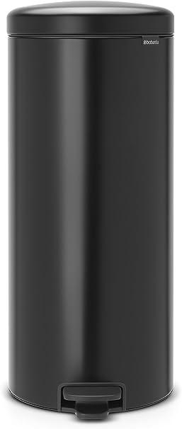 Brabantia a pédale newicon 5 L dans Metallic Grey cosmétiques Seau Poubelle Sans Rouille