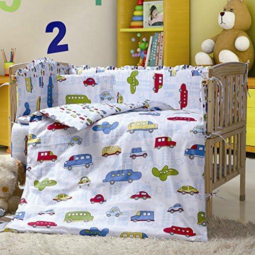 2/x cama cuna Jersey S/ábana Bajera para ni/ños 100/% algod/ón 140/x 70/cm blanco