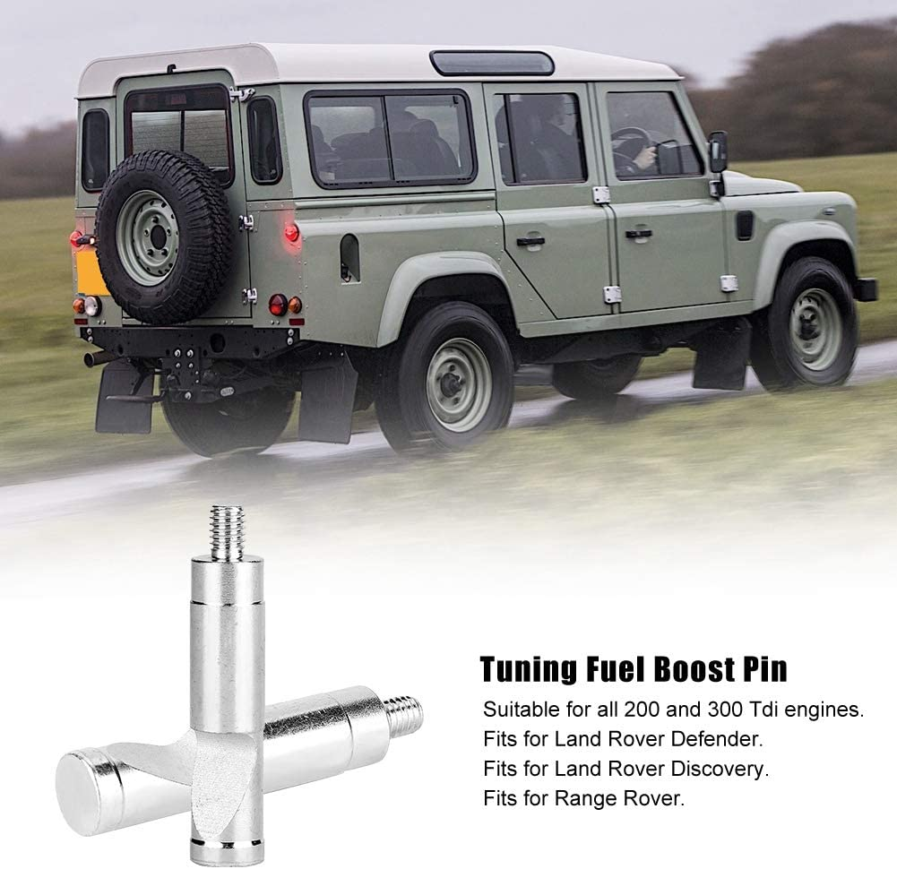Pin tuningkegel cono fiscale per Land Rover Defender Discovery Range 200 300 TDI