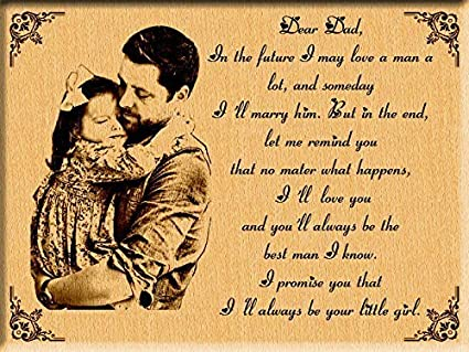 Incredible Gifts India Fathers Birthday Gift Persoanlized Daughters Letter For Father With Photo Engraved