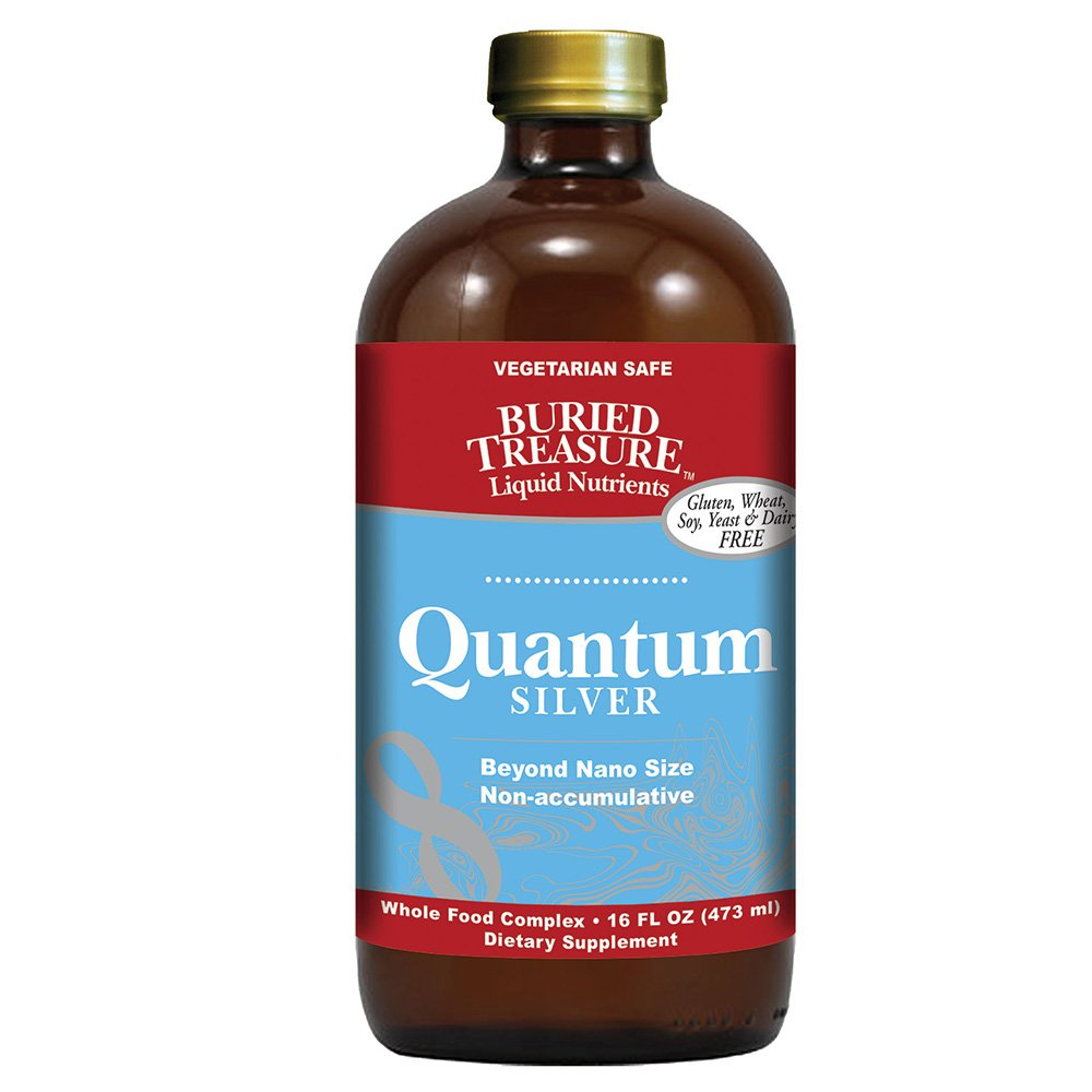 Buried Treasure Quantum Silver, 16 Fluid Ounce