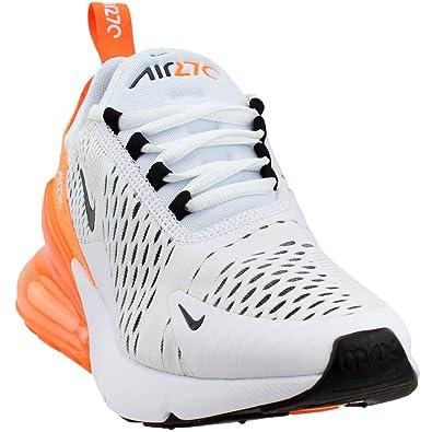 watch 7ee62 820b8 Nike Kadın AİR MAX 270 Spor Ayakkabılar, Beyaz, 37-38