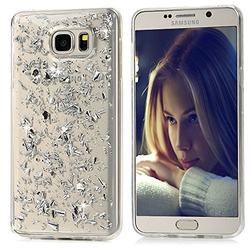galaxy-note-5-case-mollycoocle-colorful-bling-glitter-spark-shell-inner-design-soft-tpu-bumper-full-