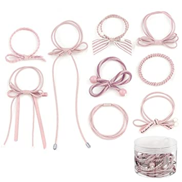 Amazon.com   Fresh Rubber band hair rope 2fa46ff5fed
