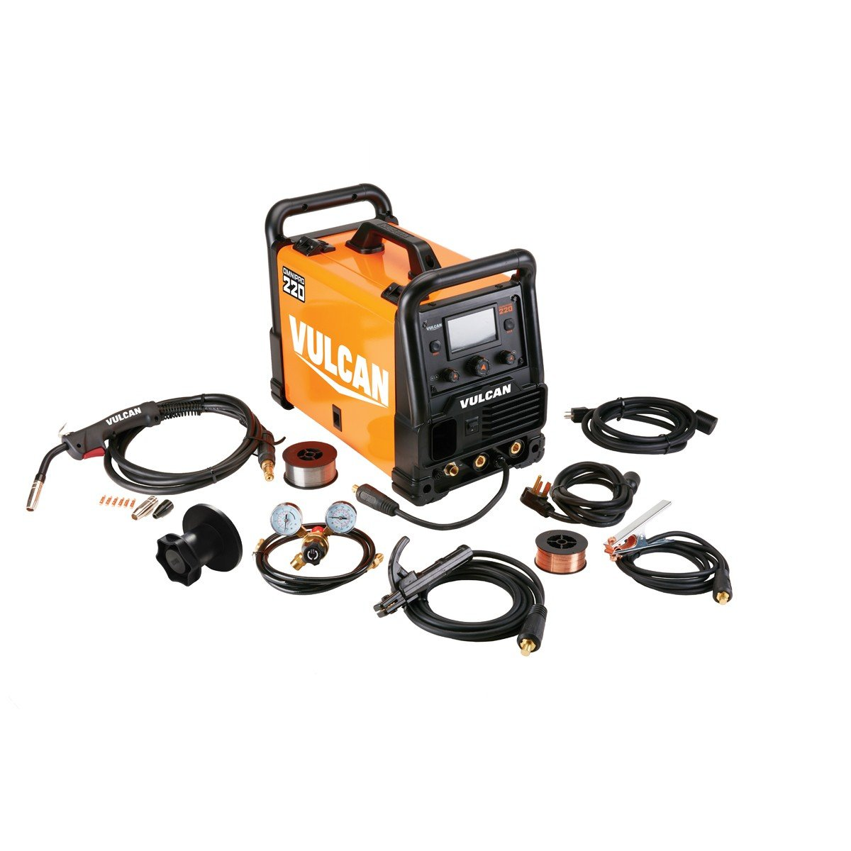 Vulcan OmniPro 220 Multiprocess Welder with 120/240 Volt Input by Vulcan (Image #2)