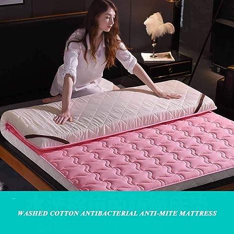ACZZ Colchón plegable Tatami Floor Mat, colchón grueso y ...