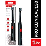 Colgate PROCLINICAL 150 Sonic Charcoal Battery Powered Toothbrush - 1 Pc