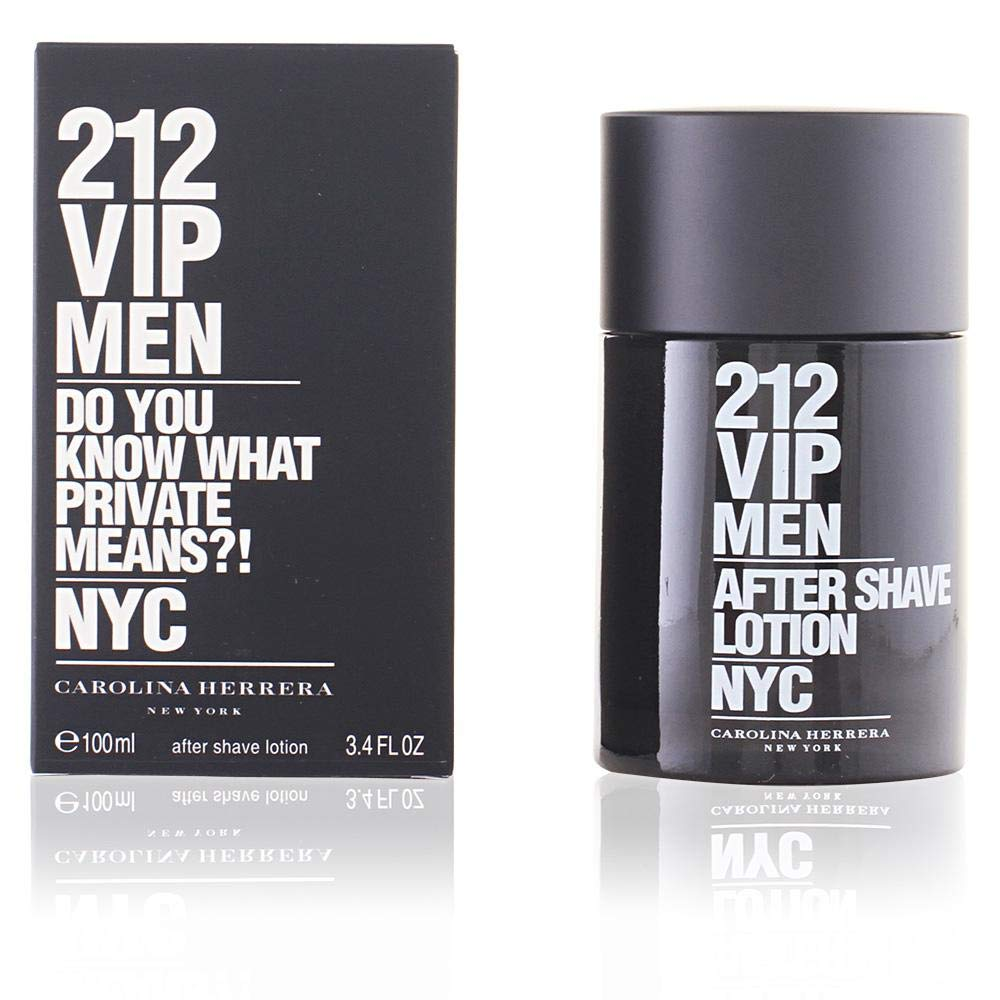 Carolina Herrera 212 Vip Men After Shave - 100 ml