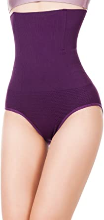 SLTY Womens Shaper Brief Butt Lifter Seamless Tummy Control Panty with Long Torso