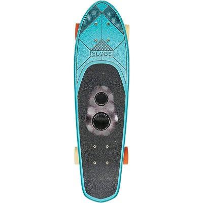 GLOBE HG Gsb Blazer Cruiser Complete Skateboard, Teal, 26 : Sports & Outdoors