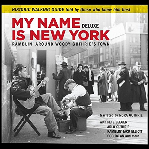Location 1: 59th Street At 5th Avenue, Manhattan (feat. Pete Seeger & Woody - 59 Fifth Avenue