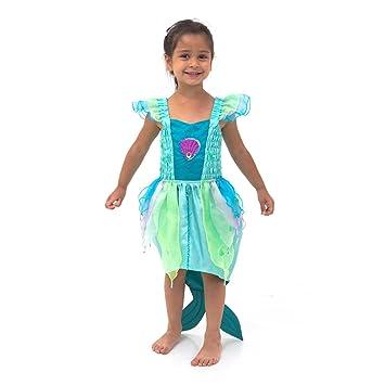 Turquoise Mermaid Dress