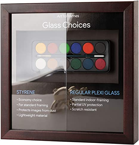 Picture Frame anti Reflective 22 Colours From 80x33 To 80x43 CM Photo Poster New