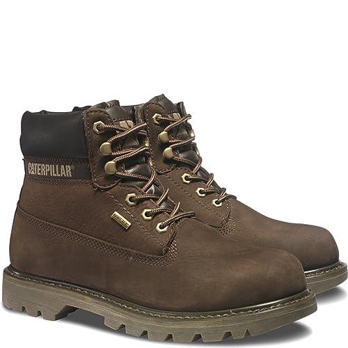 Caterpillar Hombre Colorado Gore-Tex Botas de Invierno: Amazon.es: Zapatos y complementos