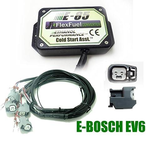 Kit Clic-and-Buy E85 4-cylindres, 4 Cyl E85 Kit de