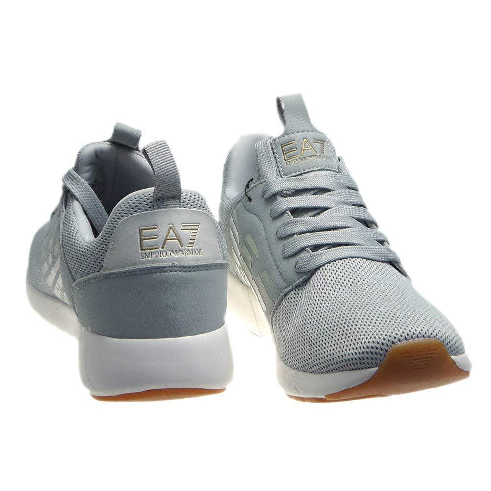 Pour Homme Armani X8x023 Emporio Basket Sneaker Ea7 Chaussures Xcc05 EYe29HIWD