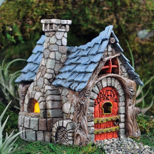 Fiddlehead Fairy Village Bakery