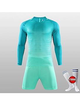 LBLZG Camisetas De Fútbol para Hombre Juego Completo ...