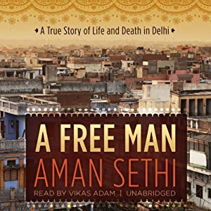 A Free Man Audiobook