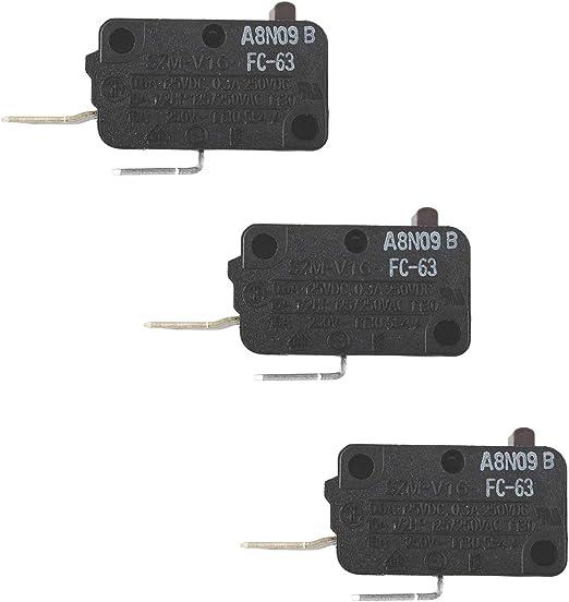 Amazon.com: SZM-V16-FC-63 Interruptor de puerta de ...