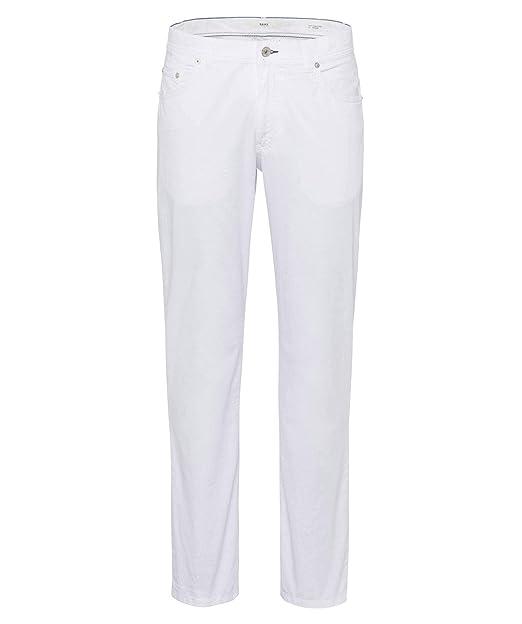 Wie findet man Finden Sie den niedrigsten Preis offizieller Laden Brax Herren Marathon Cooper Fancy Flachgewebe Hose