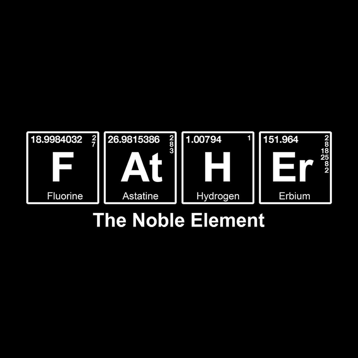 Father The Noble Element Chemical Symbols Mens Vest Amazon
