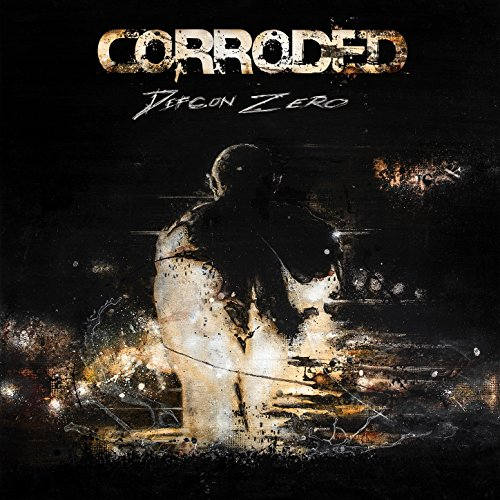 Image result for corroded defcon zero vinyl album art