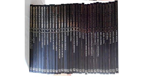 ARQUEOLOGIA DE LAS CIUDADES PERDIDAS (30 TOMOS).: Amazon.es: VV. AA.: Libros