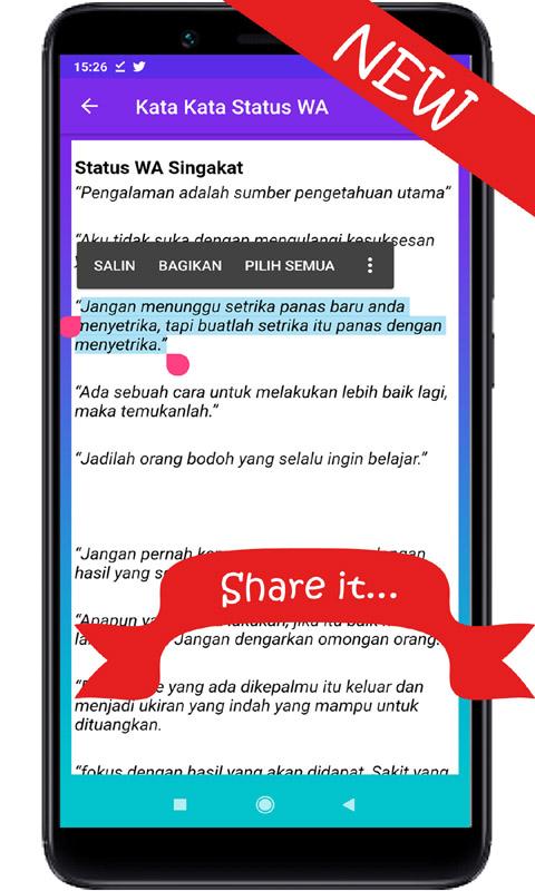 Amazon Com Kata Gombal Bikin Baper Appstore For Android