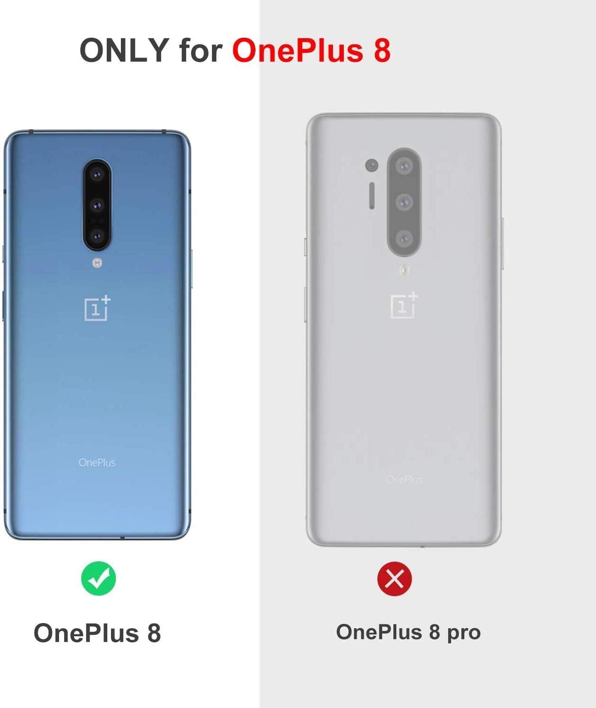2ndSpring Coque avec Collier Compatible avec OnePlus 8T,Tour de Cou Lani/ère en Corde Pendentif Housse,Vert Fluorescent