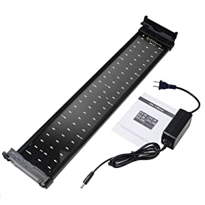 MingDak LED Aquarium Hood Light