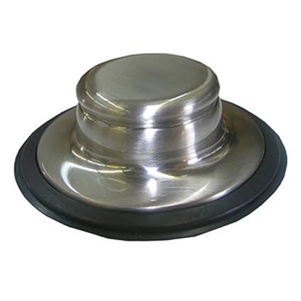 LASCO 30151SN Garbage Disposal Sink Stopper for InSinkErator Brand, Satin  Nickel