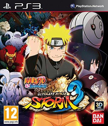 Amazon.com: Third Party - Naruto Shippuden Ultimate Ninja ...