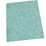 Cheap Koeckritz Round 4′ Indoor Area Rug – Trendy Teal