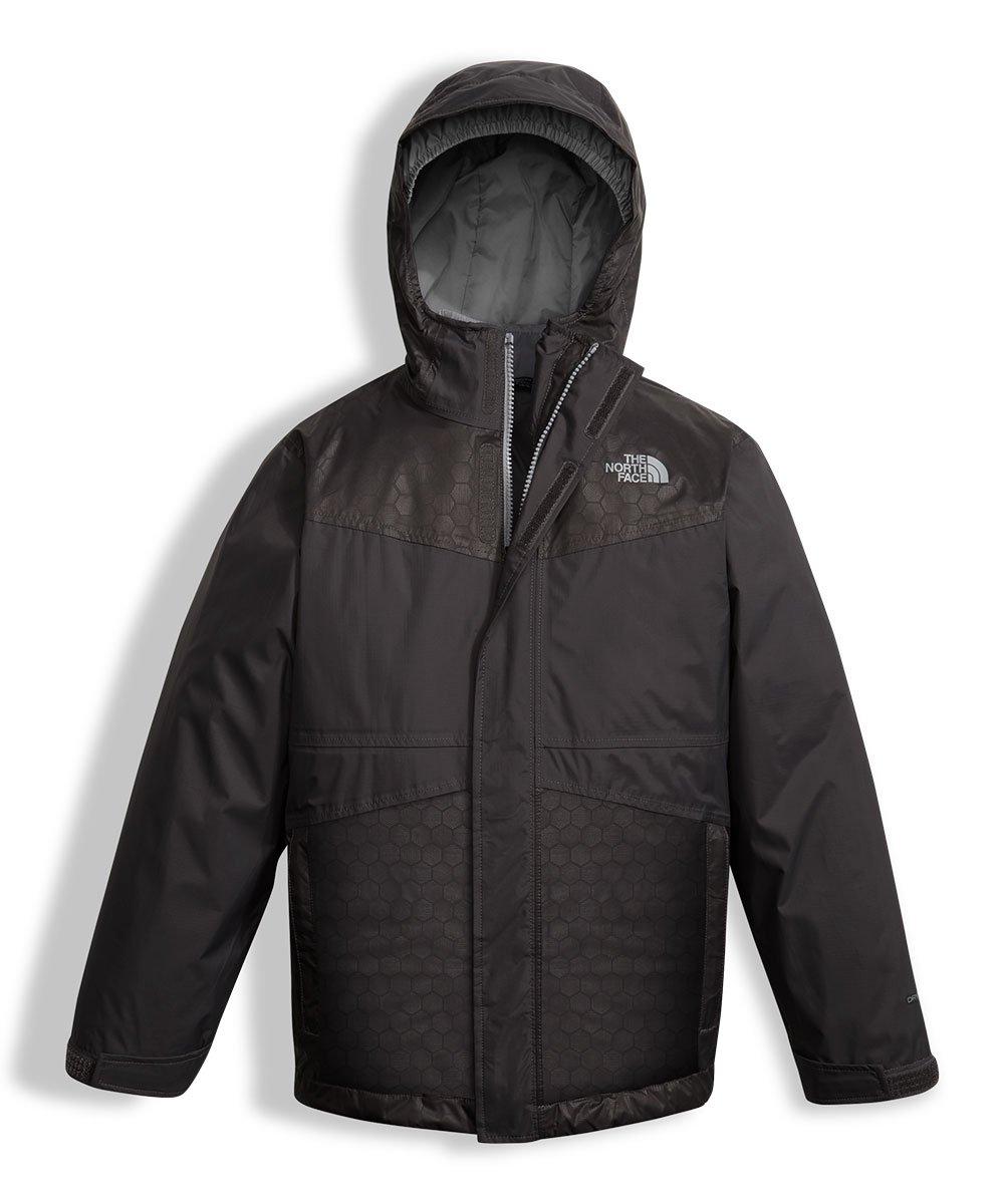 The North Face Big Boys' East Ridge Triclimate Jacket - black, xl/18-20