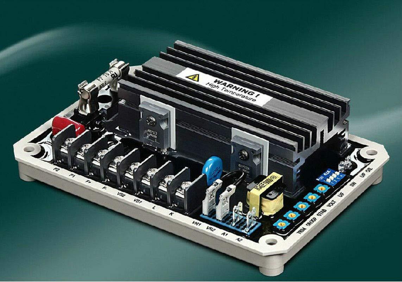 FidgetKute New General Universal Automatic Voltage Regulator AVR EA16 Generator A