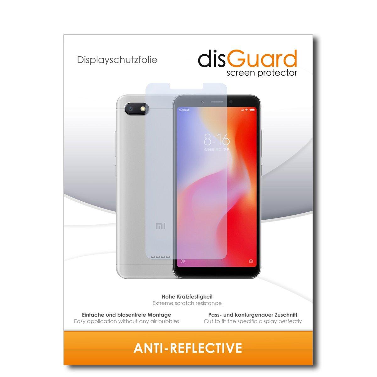 disGuard® Protector de Pantalla [Anti-Reflex] compatibile con ...