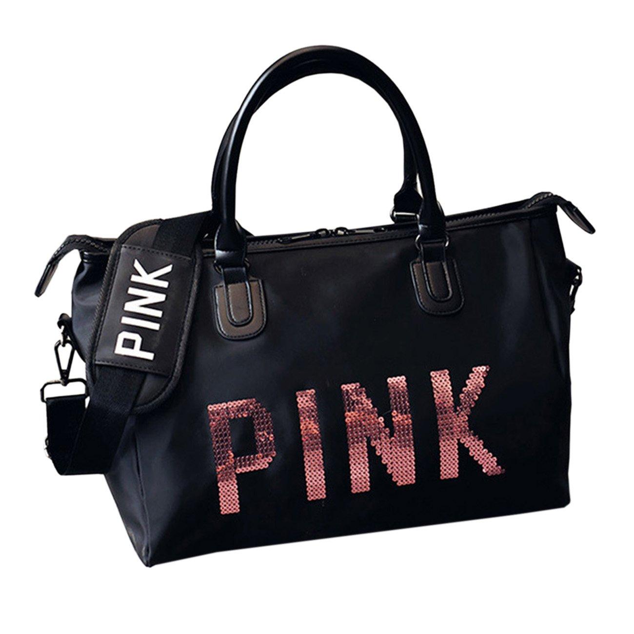 THEE High Capacity Waterproof Sports Bag Travel Tote Bag PFFPBB646-S